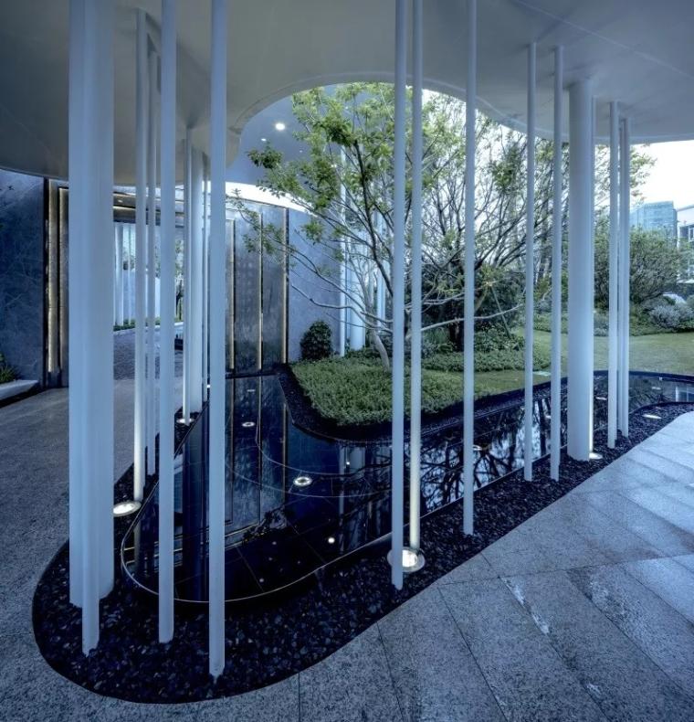 干货|居住区景观设计植物配置方法(附:南北方植物配置资料)_46