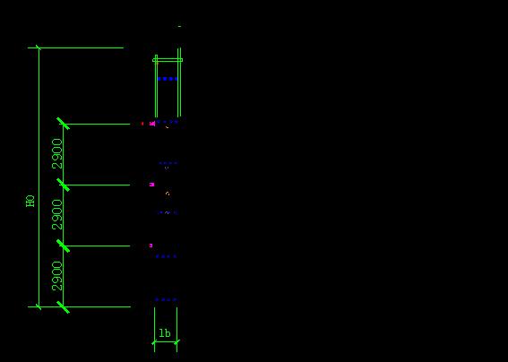 框架剪力墙结构附着式升降脚手架专项施工方案(附方案评审表)