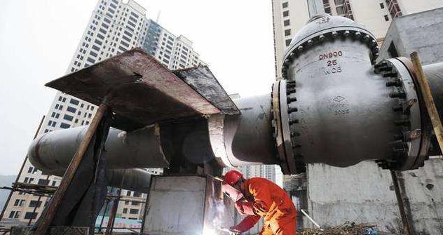 锅炉主蒸汽管道安装施工方案