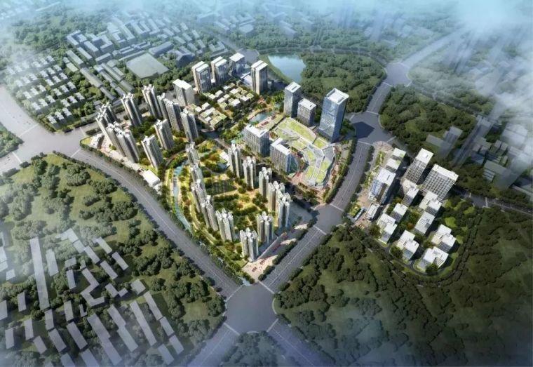 绿地的全产业链一体化模式,全新的国际化新城!