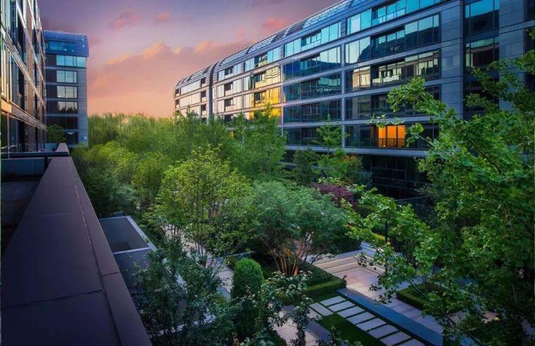 看知名景观设计公司如何玩转植物设计?