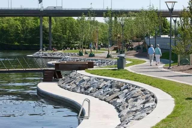 城市滨水设计与植物造景_11