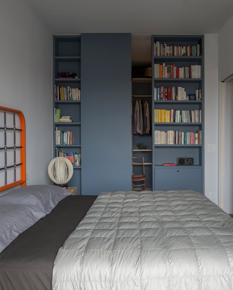 米兰公寓:艺术美感精致_11