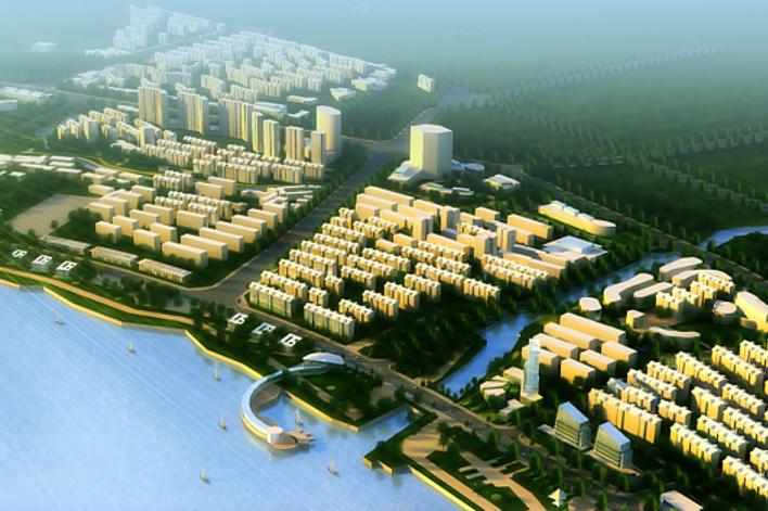 [浙江]宁波甬江北岸景观规划及城市设计方案文本