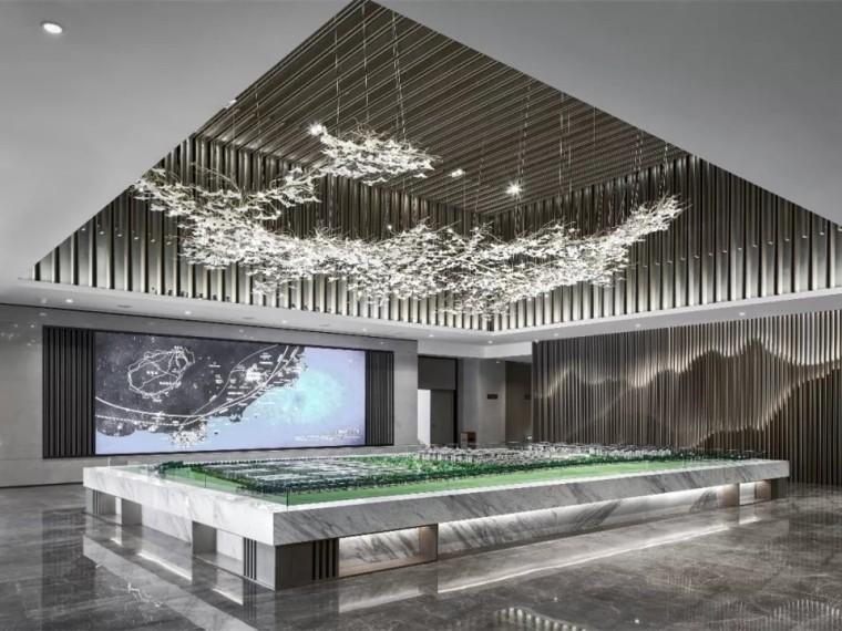 海南融创臻园展示中心