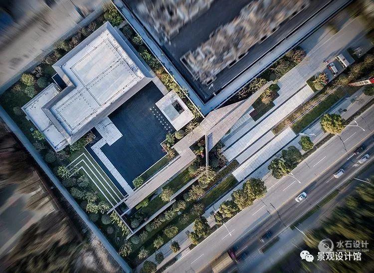 上海龙湖天鉅展示区新中式景观设计案例赏析