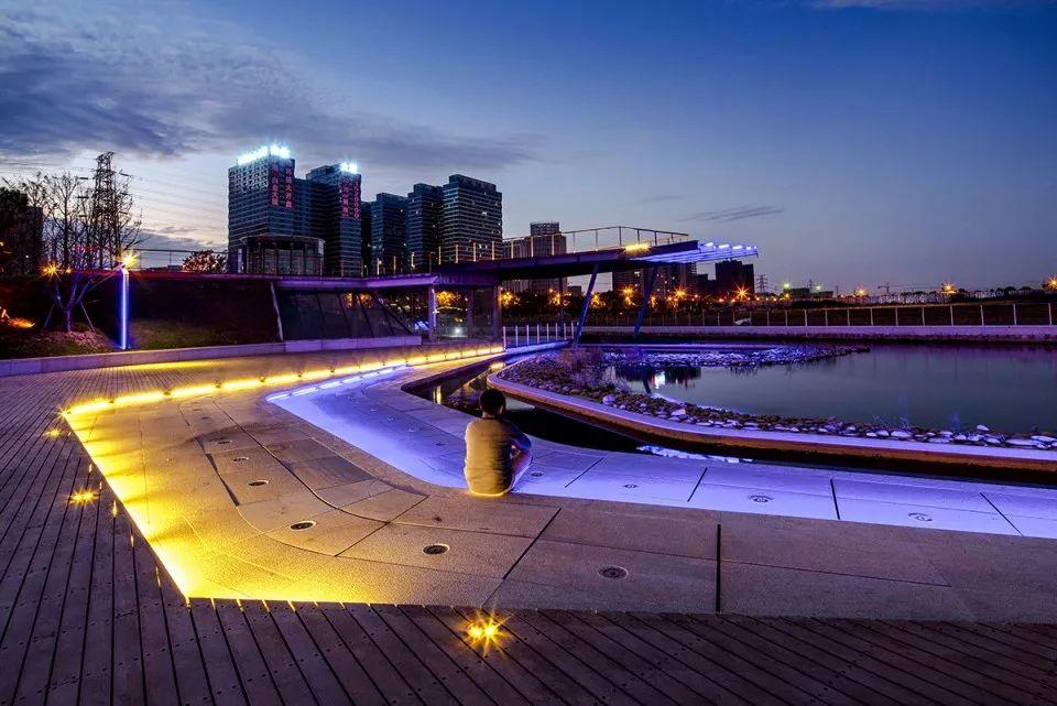 [分享]南通能达商务区生态绿轴