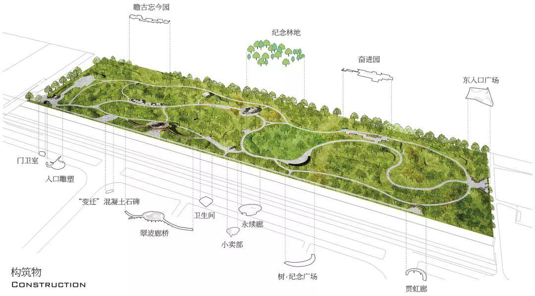 [叙事性空间结构]北京大兴生态文明教育公园/加拿大考斯顿设计_6