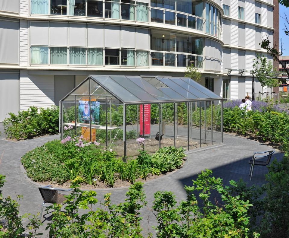 [分享][优雅得老去]zonnehuis养老院花园景观