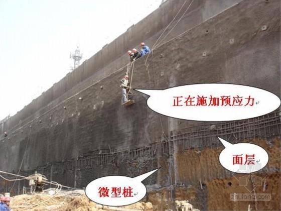 [河北]商业大厦基坑复合土钉墙支护施组设计