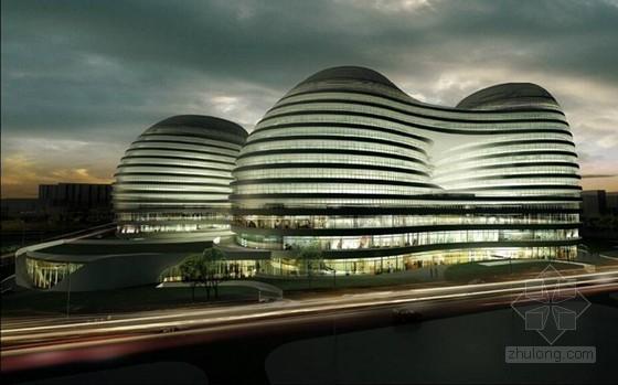 [北京]地标性大型总体多塔体工程装饰装修综合施工方案(200余页)