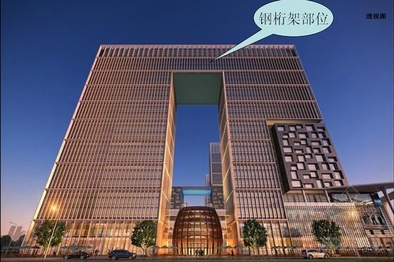 [QC成果]超高超重大跨度钢桁架安装施工方法创新(整体提升安装法)