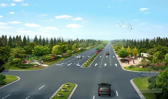 [湖南]景区道路改造工程投标文件(技术标)