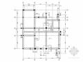 二层砖混结构别墅结构施工图