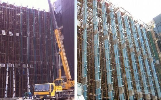 [QC成果]大跨度玻璃肋点式玻璃幕墙技术研究和应用(附图)
