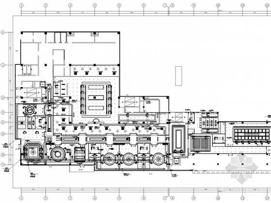 [南京]研发综合楼空调通风设计全套施工图