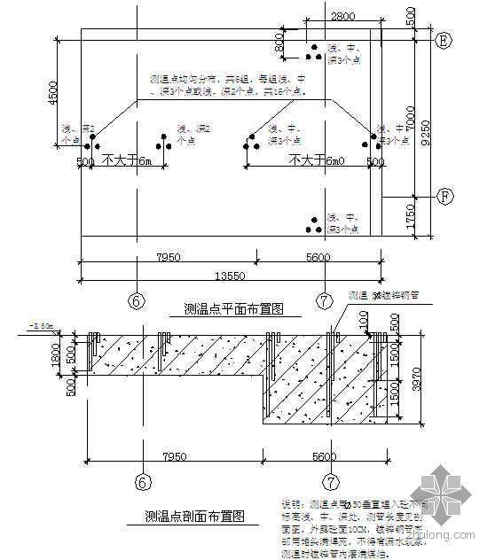 广州某综合楼大体积混凝土施工工艺
