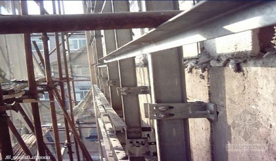 建筑工程石材干挂施工工艺图文讲义