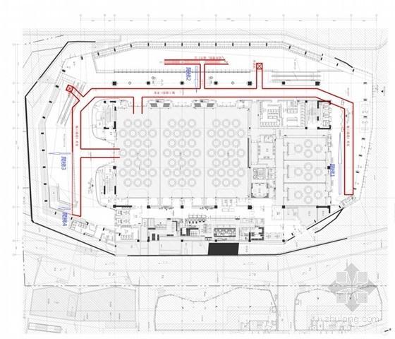 建筑工程精装修脚手架工程专项施工方案(37页 附图及技术交底)