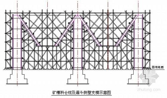 [河北]联合料仓及供返料系统施工组织设计