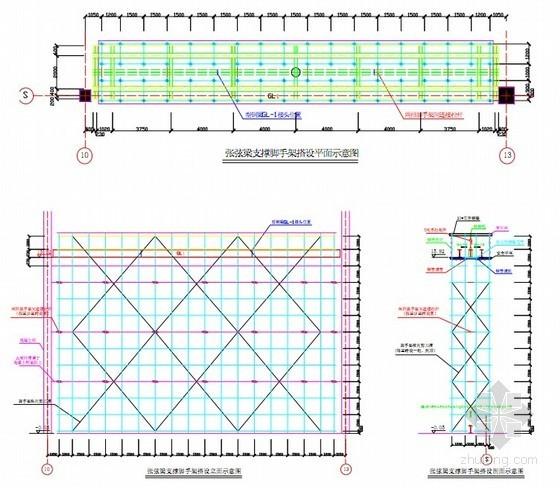 室内高空大跨度不锈钢张弦梁结构施工技术