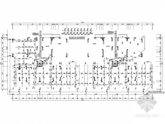 [四川]安置小区给排水施工图
