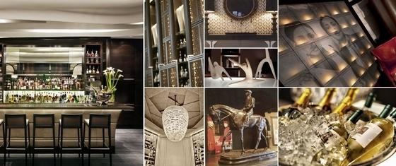 [廊坊]高档豪华五星级酒店总裁会所概念设计方案吧台概念图
