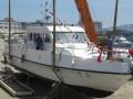 [山东]玻璃钢豪华游艇精装修工程新材料新工艺应用总结(18.8米钓鱼艇)