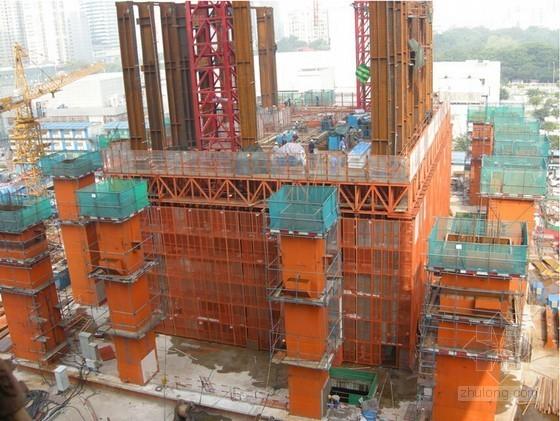 超高层建筑施工智能顶模系统技术讲解PPT(图文并茂)