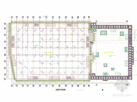 [上海]SMW工法桩加两道混凝土内支撑深基坑支护施工图