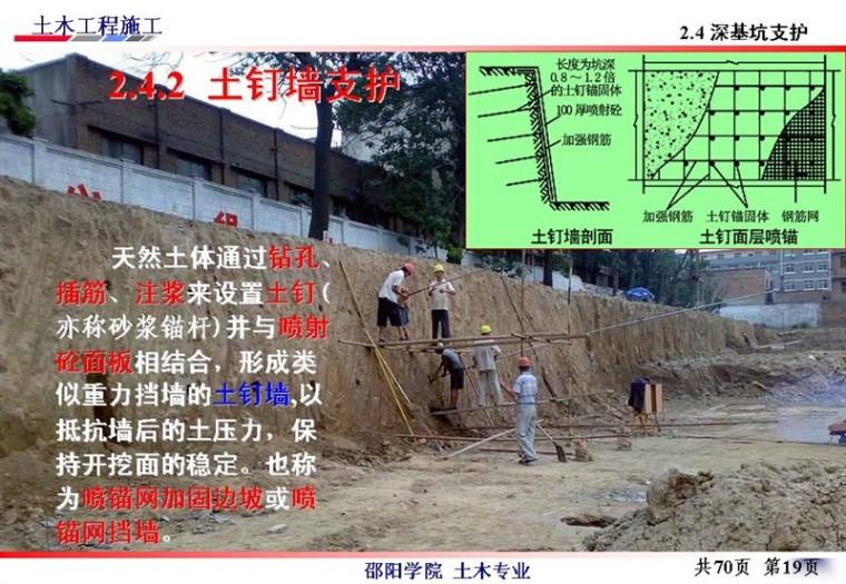 边坡支护工程施工与基坑的支护、降水_13