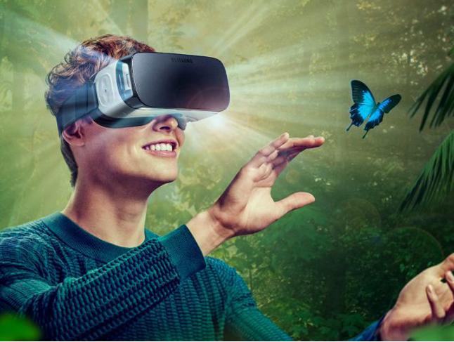 """家装业联姻""""VR"""" 这将是行业的一次颠覆?"""