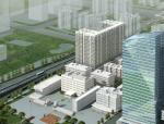 【广东】福田科技广场商业建筑规划设计方案文本
