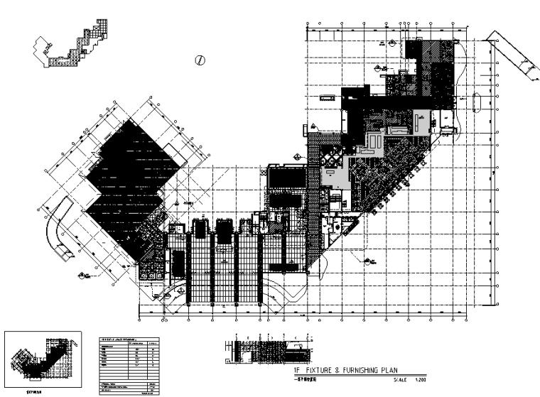 CCD-三亚华美达酒店空间设计施工图(附效果图+物料书)