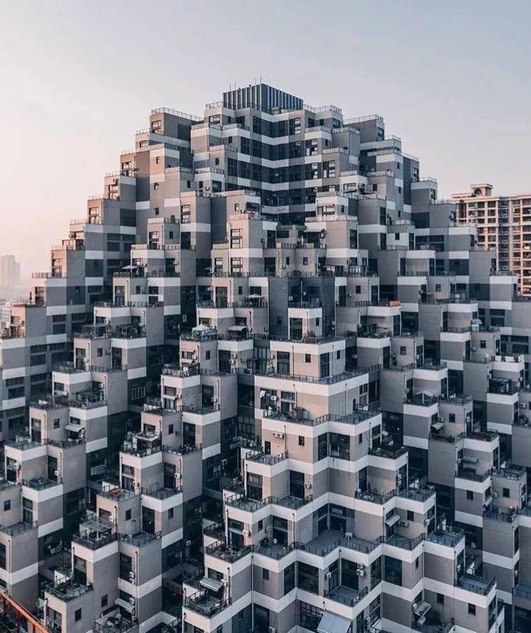"""苏州""""金字塔建筑""""火了!日籍华人建筑师堪称""""最强乙方""""!"""