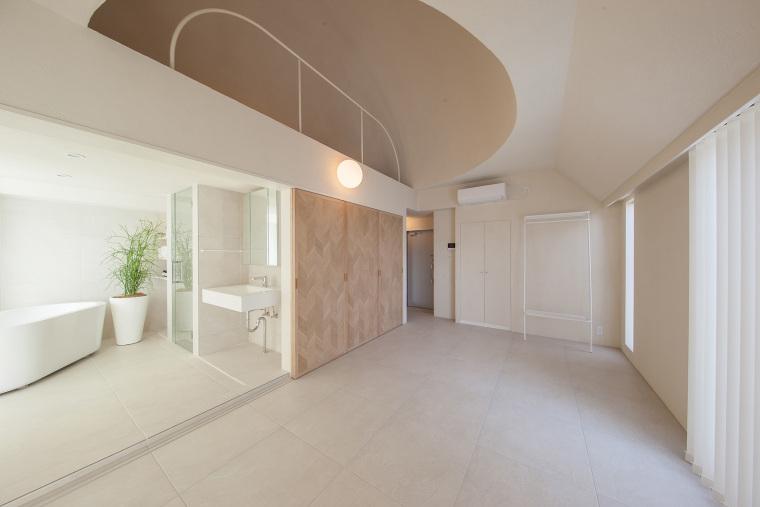 日本402涩谷公寓-26