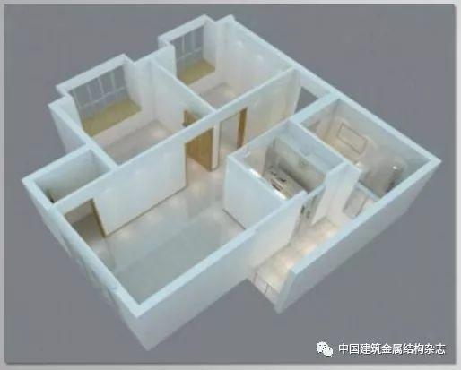 装配式钢结构建筑体系及低能耗技术探索研究与应用