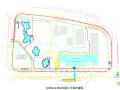 [上海]框架核心筒结构高层办公住宅楼施工组织设计(含CAD版平面图,Project进度文件)