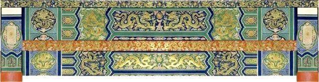 彩画园说——传统园林建筑中的清式彩画读书笔记(下)