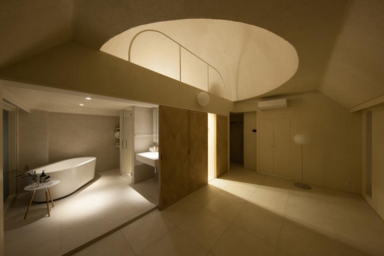 日本402涩谷公寓-31