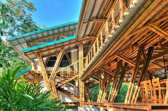 世界最美竹建筑