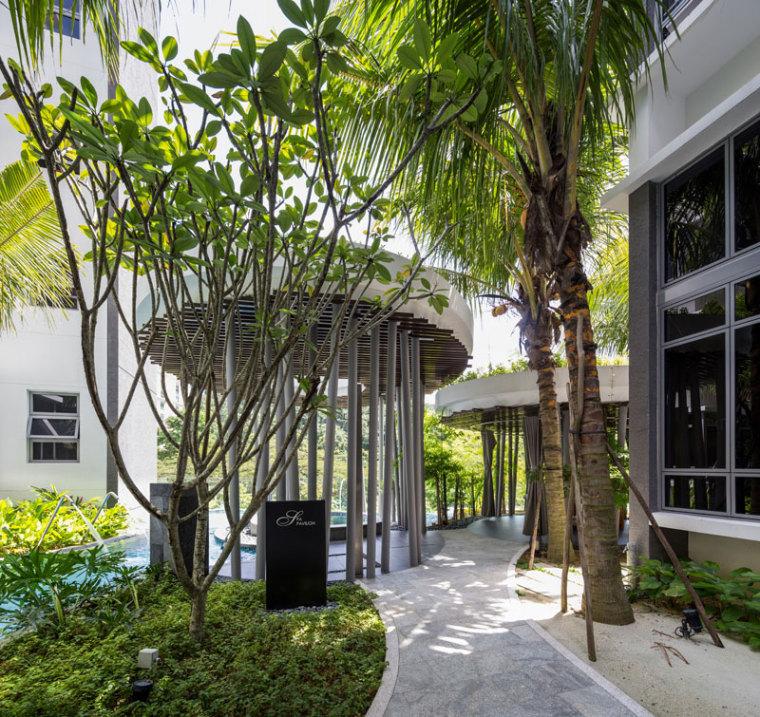 新加坡Lanai住宅区_14