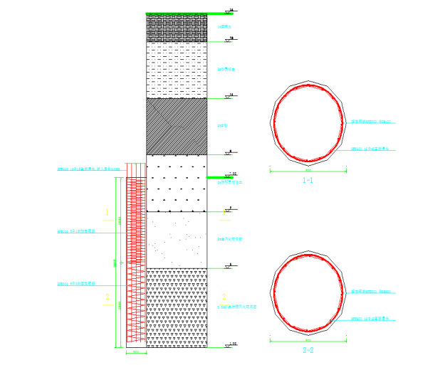 中天建设石狮国工程塔吊基础方案