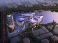 [江苏]镇江市四馆一中心建筑概念方案设计