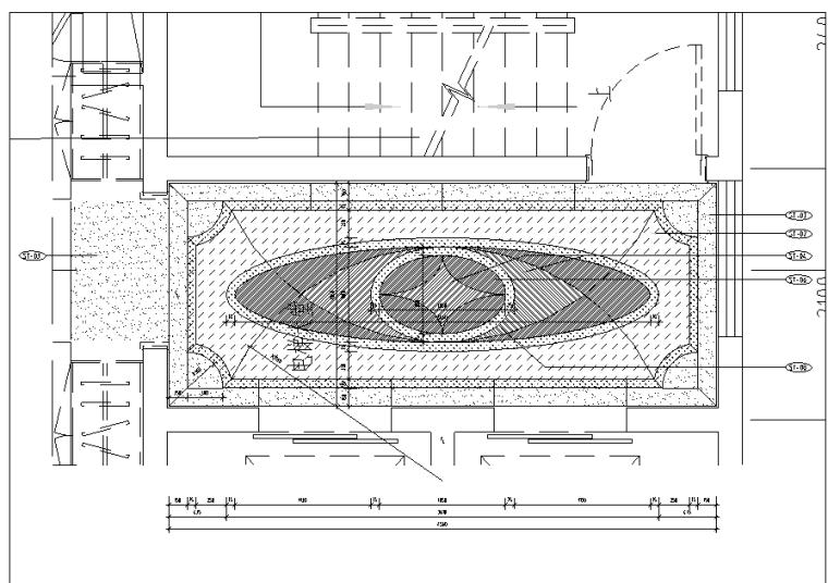 [北京]邱德光星河湾欧式新古典A4C6型施工图