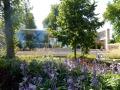 癌症中心的花园设计,了解一下~