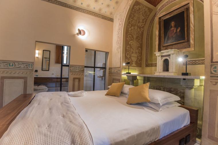 意大利AlbergoVillaMarta酒店-7