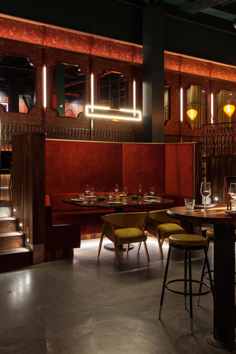 加拿大MissWong中餐厅-043-miss-wong-restaurant-by-menard-dworkind-architecture-design
