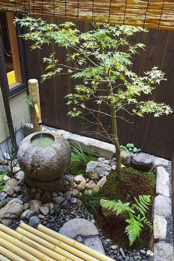 花园景观·石器小景_43
