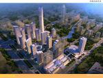 2009南通cbd商务核心区规划设计方案完整文本(97页PDF)